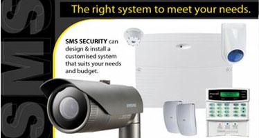 SMS Security Alarm Systems